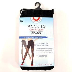 2de9e7872 ASSETS by SPANX Women s Black Shaping Tights 1-A